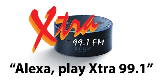 Xtra 99 1 FM - Today's Hits and Yesterday's Favorites